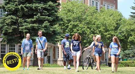 Princeton Review: Augustana Among 'Best in Midwest'