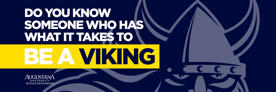 Refer a Viking