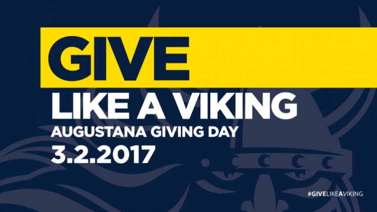 Giving Day at Augustana
