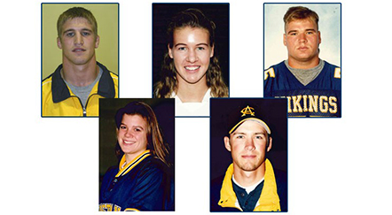 Augustana Announces 2015 Hall of Fame Class