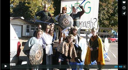 Watch Our Viking Days Video: Looking Back