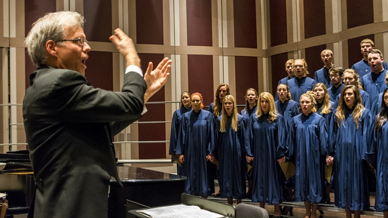 Singing the Faith at Luther Seminary