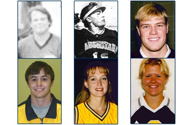 Augustana Athletics Announces 2016 Hall of Fame Inductees