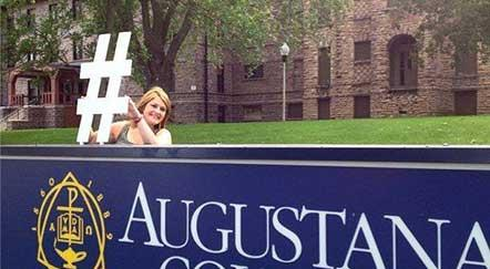 #TourDeHashie: Why a Giant Hashtag Took Over Augie Alumni Social Media