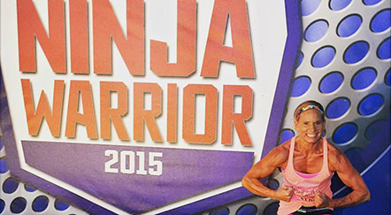 Alumna Competes on 'American Ninja Warrior'