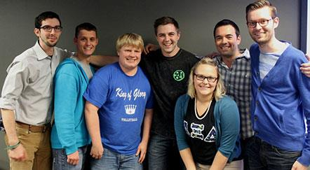 Alumni Represent at Sioux Falls Startup Weekend