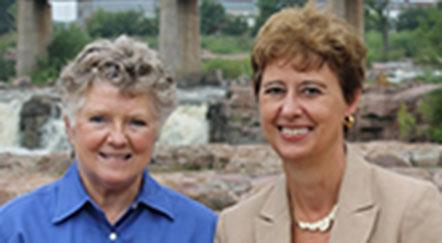 Q&A with Alumnae: Gubernatorial Candidate Susan Jones Wismer and Running Mate Susy Blake